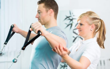 Despite Functional Limitations, Few CMT Patients Receive Physical and Occupational Therapy