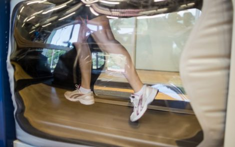 Aerobic Anti‐Gravity Exercise Helps CMT Patients With Balance, Walking Ability, Study Finds