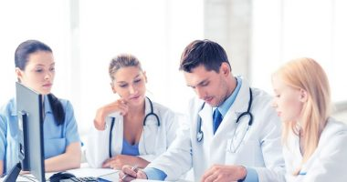 Diagnosing CMT | Charcot-Marie-Tooth News | doctors reviewing patient information